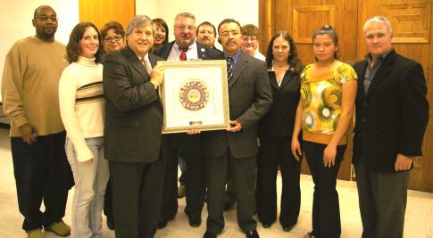 Rosenbaum Award Philadelphia Nov 19 2009.jpg
