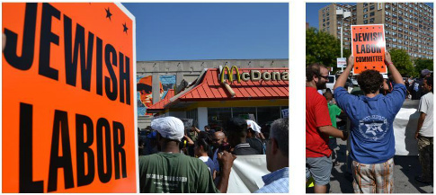 Sept 4 2014 Philly JLC at Rally for Fast Food Workers.JPG