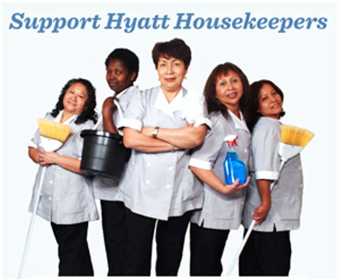 jewish labor committee hyatt housekeepers are launching a global